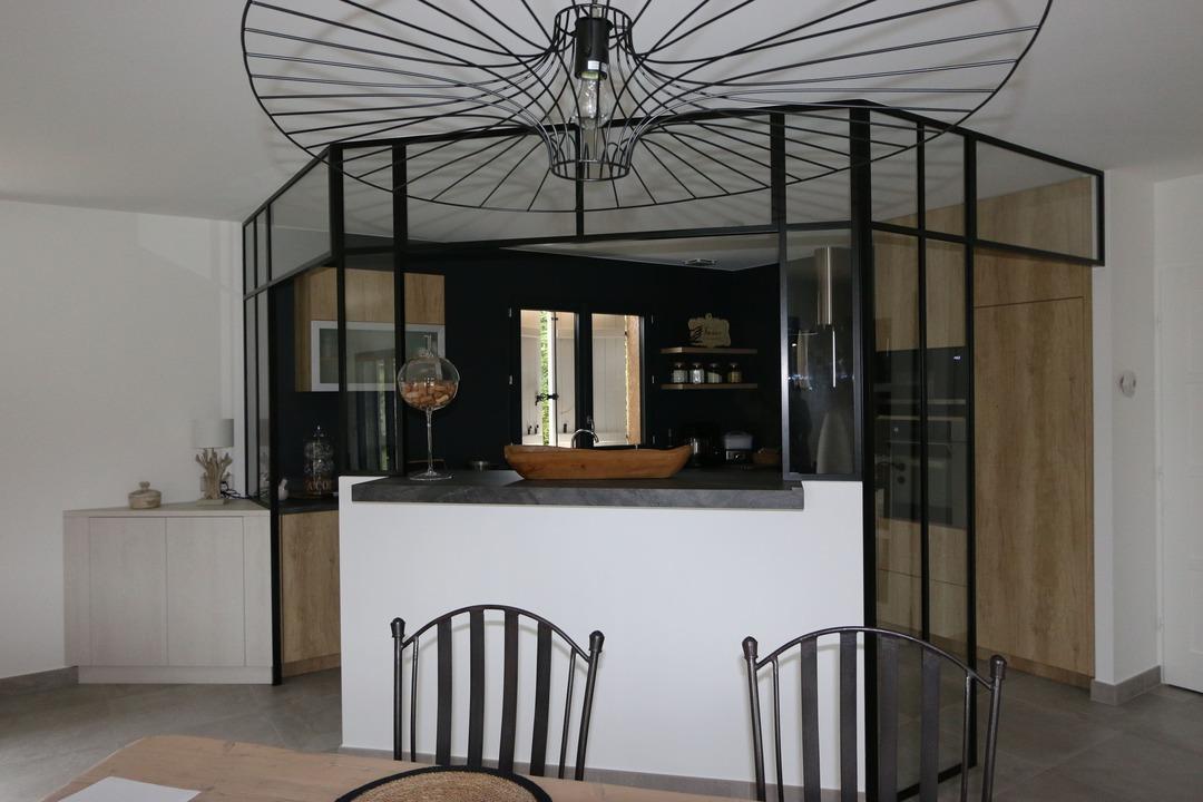 Rénovation d'une cuisine avec extension15