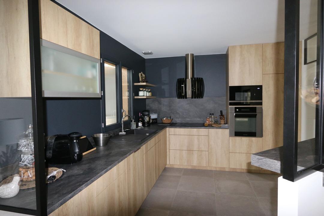 Rénovation d'une cuisine avec extension14