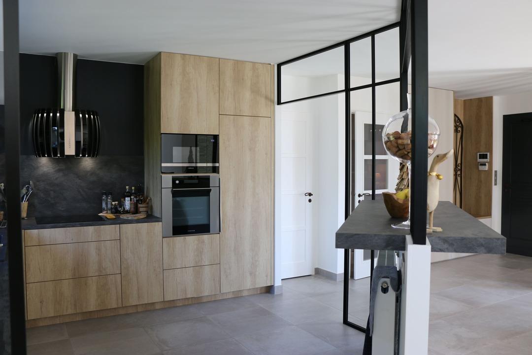 Rénovation d'une cuisine avec extension07
